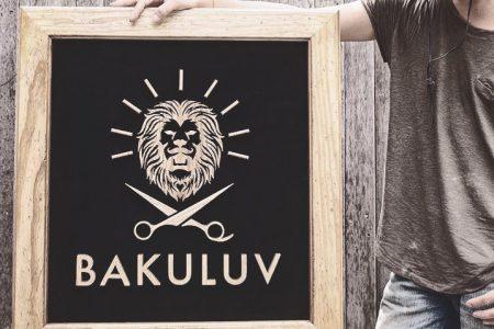 BAKULUV(バクルフ)の看板を作っていただきました!